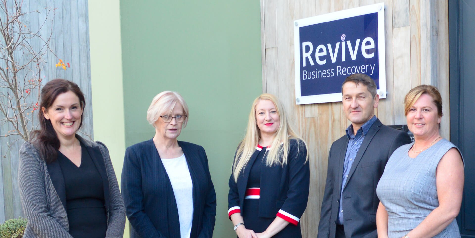 the revive team